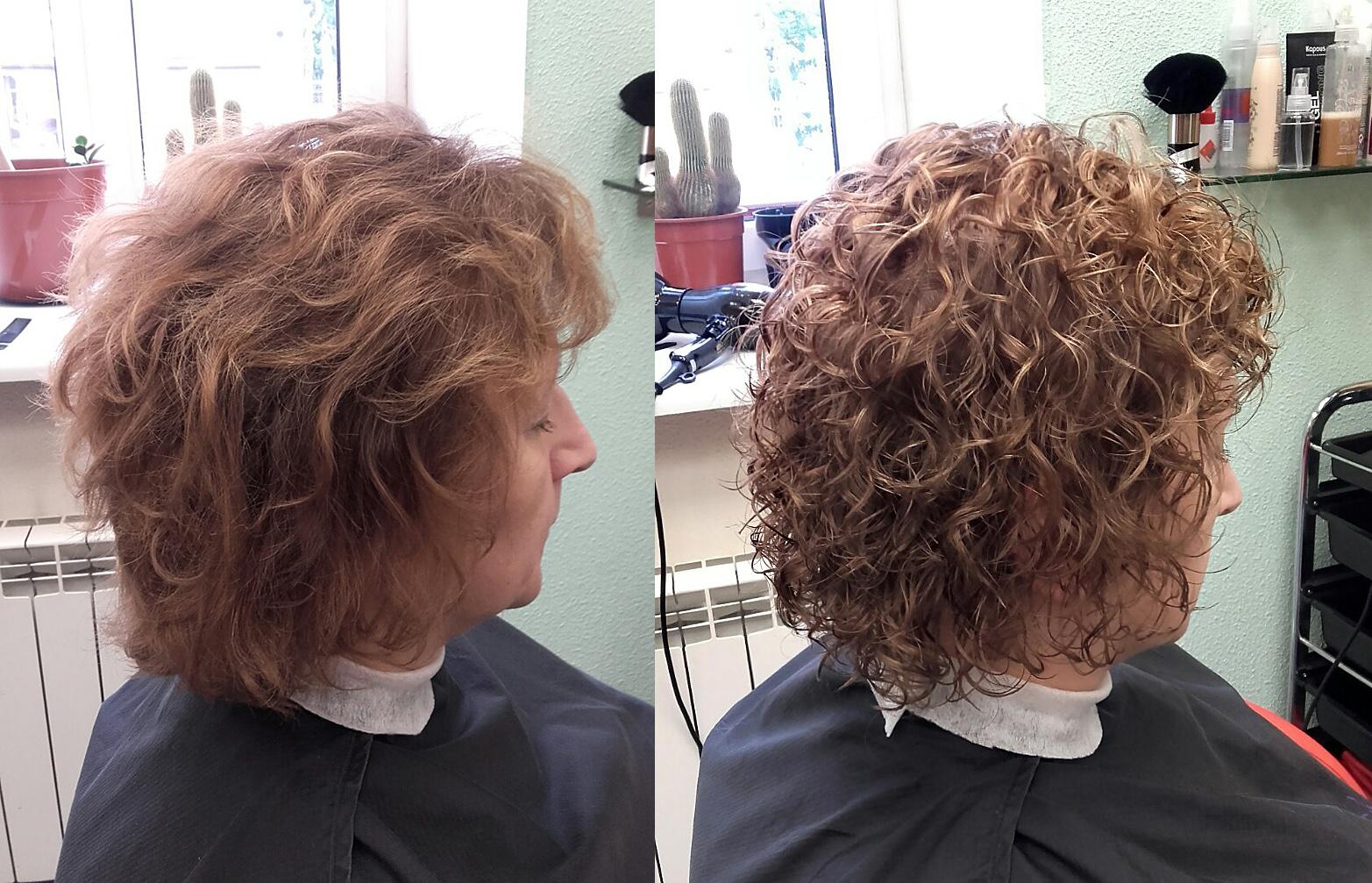 Химические средства, проникая вовнутрь волоса, делают структуру его пористой (губчатой), поэтому такая процедура требует восстановления с помощью специальных средств.