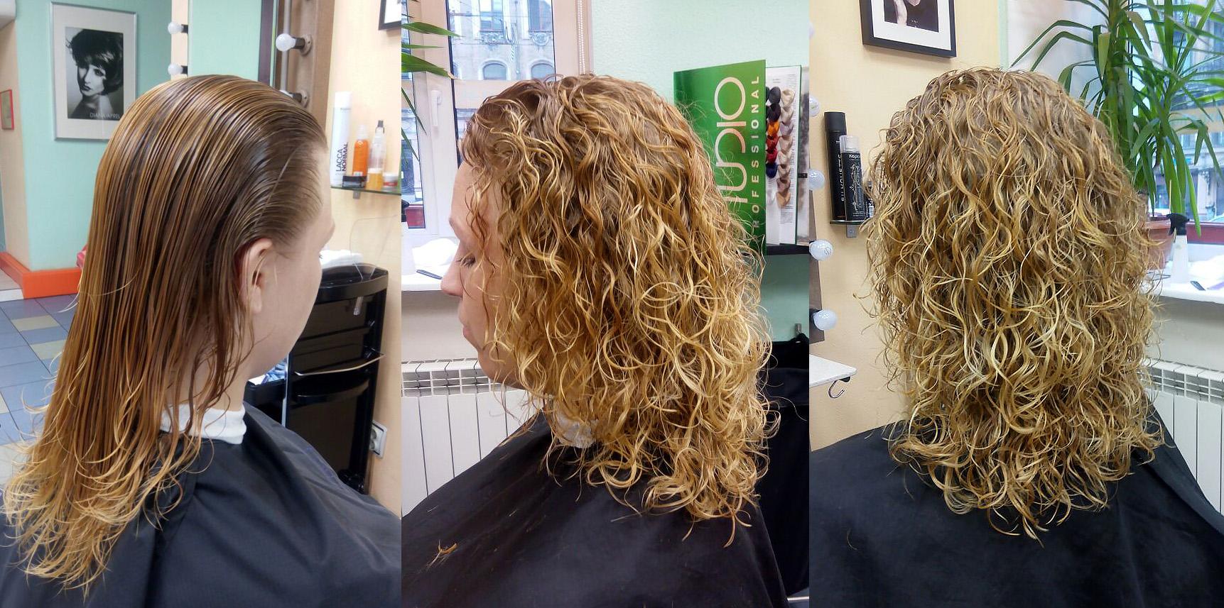 Как сделать эффект мокрых волос в домашних условиях 21